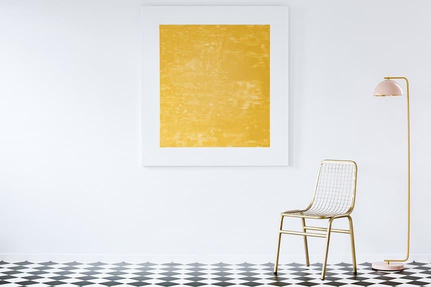 quadro moderno astratto