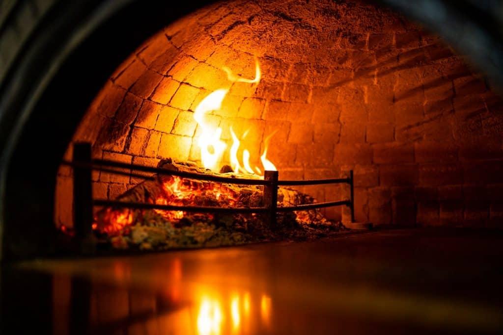 Forno a legna per pizza classico